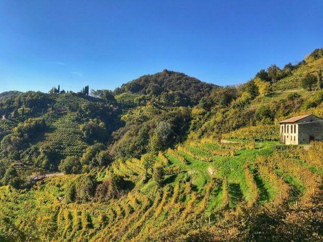 Visit Prosecco Italy Views of Prosecco Region