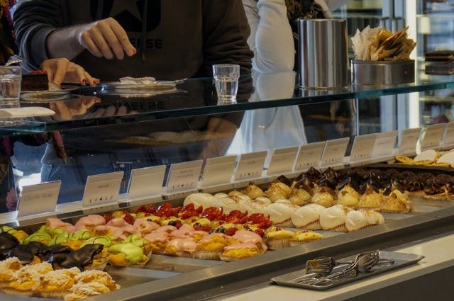 Where to eat in the Prosecco Region - Pasticceria Ducale