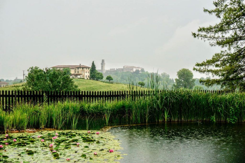 Where to stay in the Prosecco region Agritourism Borgoluce