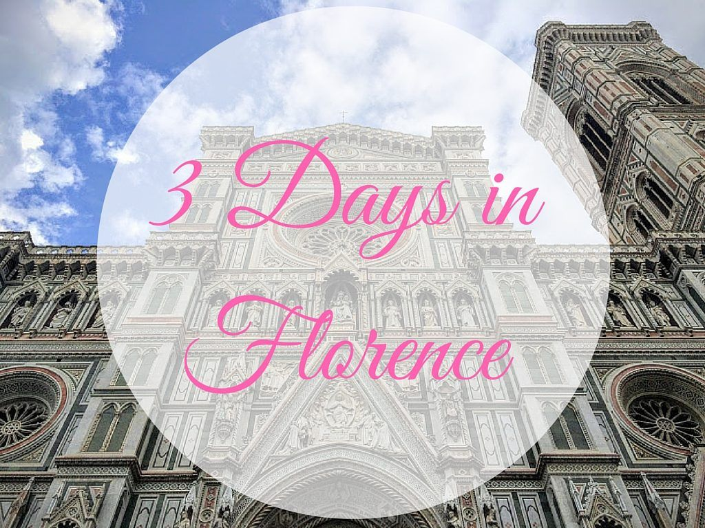 10 Italy Travel Blog Posts To Help You Plan Your Italy Trip Florence