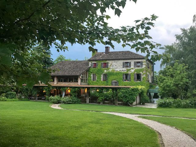 Visit Prosecco Italy Villa Sandi Winery Locanda Sandi