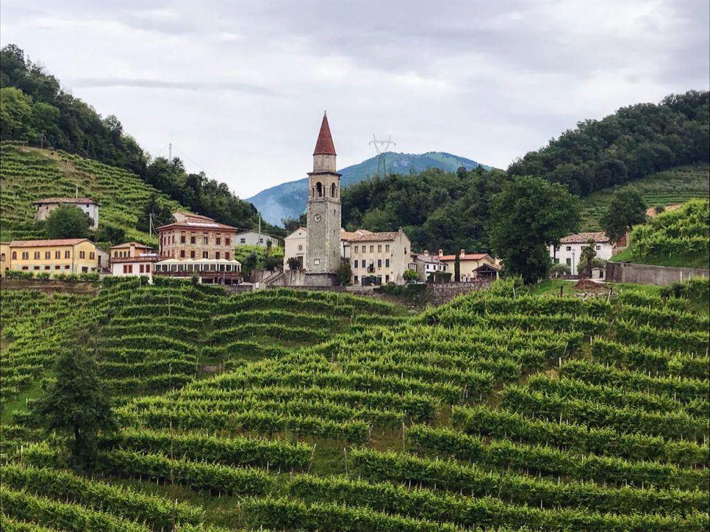 Best Prosecco Festival in Italy Vino in Rolle
