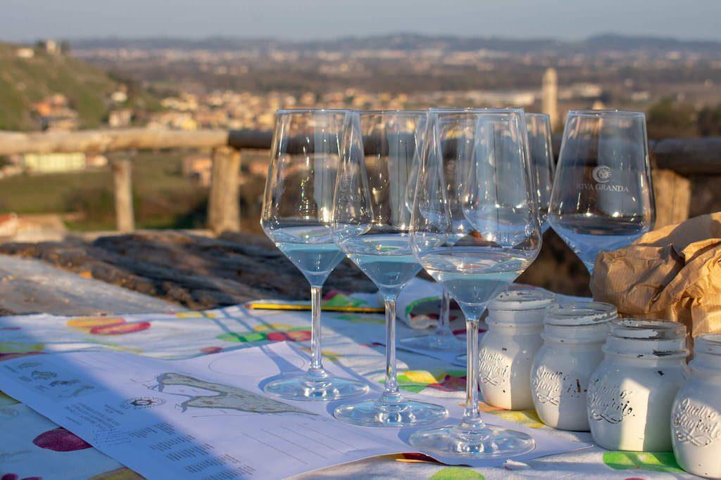 Visit Prosecco Italy Riva Granda Vineyard