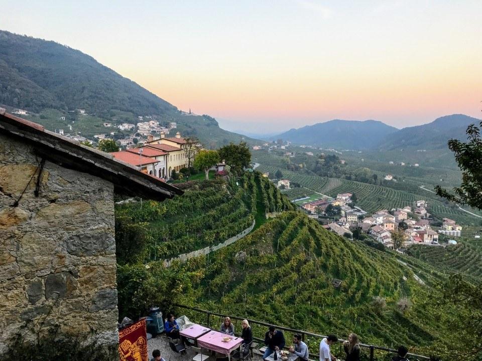 Prosecco UNECO World Heritage Site