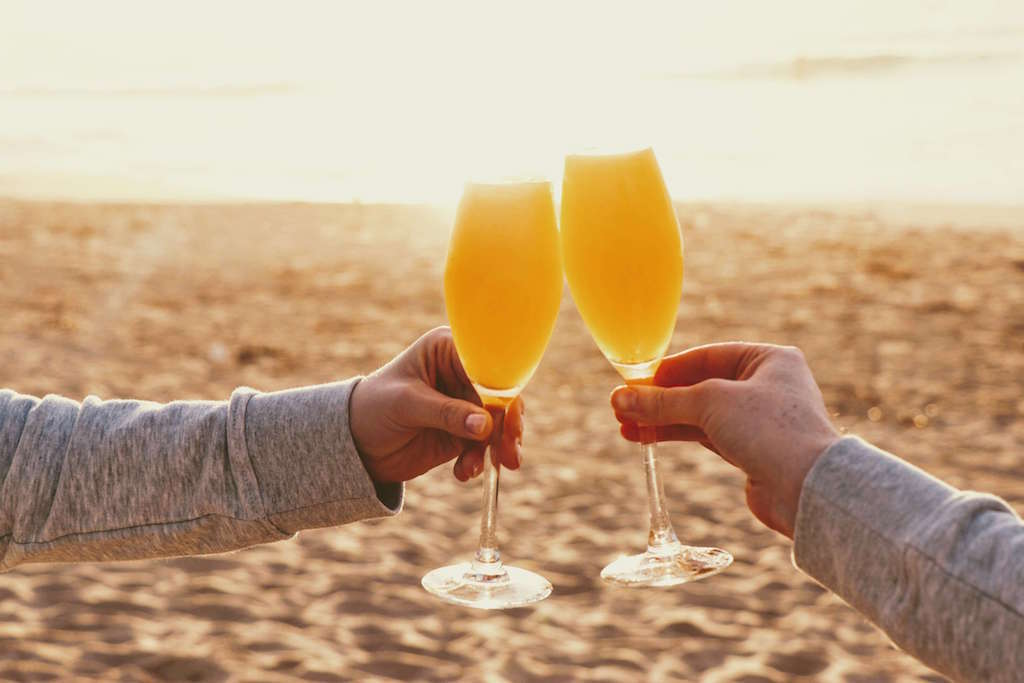 Bellini cocktail, best prosecco cocktails