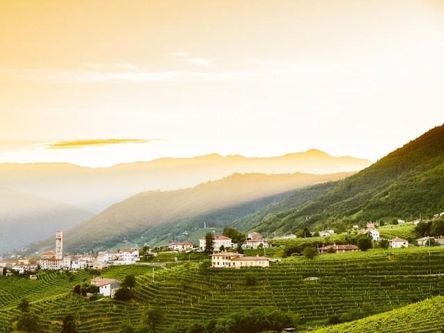 prosecco hills Unesco World Heritage Site