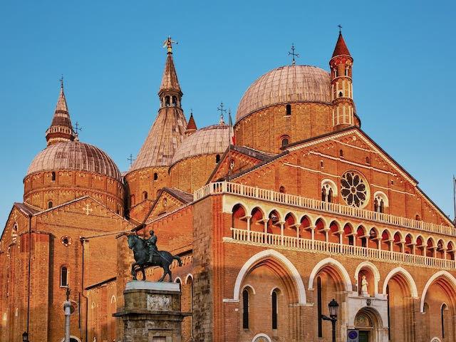 Saint Anthony of Padua Italy pilgrimage site